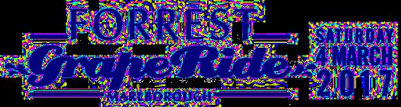Forrest GrapeRide 2017